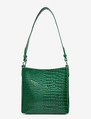 HVISK - AMBLE CROCO SMALL - handväskor - pine green - 0