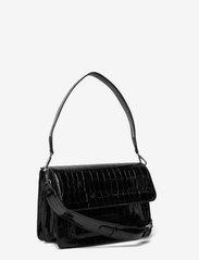 HVISK - BASEL CROCO - sacs à bandoulière - black - 2
