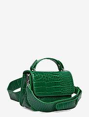 HVISK - RENEI CROCO - handväskor - pine green - 2