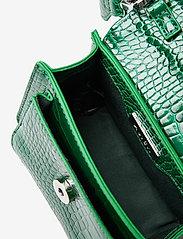 HVISK - RENEI CROCO - handväskor - pine green - 3