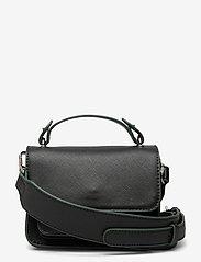 HVISK - RENEI TONAL TEXTURE - handväskor - black - 0