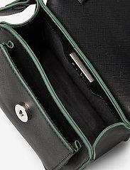 HVISK - RENEI TONAL TEXTURE - handväskor - black - 3