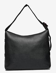 HVISK - BRINY STRUCTURED - handväskor - black - 1