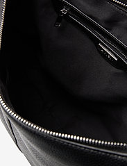 HVISK - BRINY STRUCTURED - handväskor - black - 3