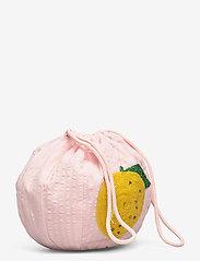 HVISK - BALLOON LEMON - bucket-laukut - soft pink - 3