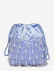 HVISK - POUCH ROMANCE BEADED - bucket-laukut - baby blue - 2