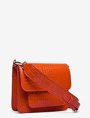 HVISK - CAYMAN POCKET - axelremsväskor - orange/red - 3