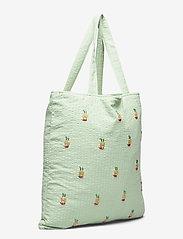HVISK - TOTE DALE - sacs en toile - mint green - 2