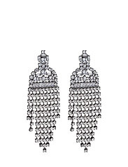 Zoetry Earrings - GUN METAL