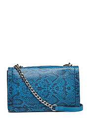 City Snake Bag - BLUE