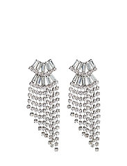 Chrysler Earrings - SILVER
