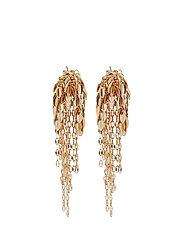 Cluster Earrings - GOLD