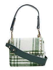 Mellow Studded Bag - WHITE / GREEN