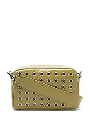 Luster Studded Crossbody - ARMY GREEN