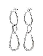 Valiant Earrings - SILVER