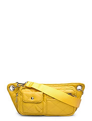 BRILLAY QUILTED TRAWL - YELLOW