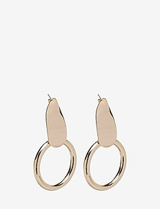 Sway Earrings - statement - gold