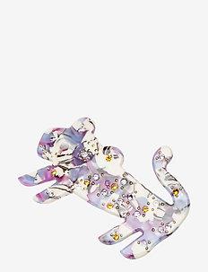 WILD LION - hair accessories - purple multi