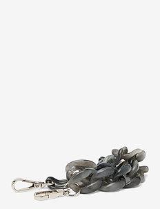 CHAIN HANDLE - laukkuhihnat - dark grey