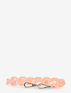 CHAIN HANDLE - veskestropper - peach