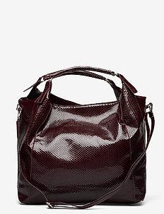 PRANCE BOA - handbags - burgundy