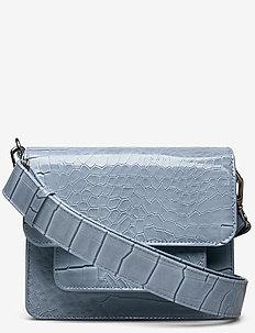 CAYMAN POCKET - skuldervesker - dusty blue