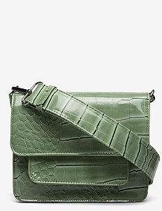 CAYMAN POCKET - skuldervesker - dusty green