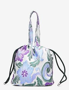 POUCH GARDEN - sacs seau - light purple