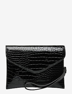 EVOLVE CROCO - clutches - black