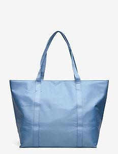 JUNA NYLON - shoppers - dusty blue