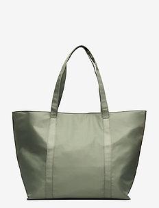 JUNA NYLON - casual shoppers - dusty green