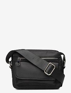 HALLI NYLON - torby na ramię - jet black