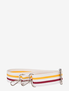 STRIPE STRAP - axelband - yellow