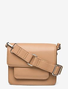 CAYMAN POCKET SOFT - shoulder bags - beige