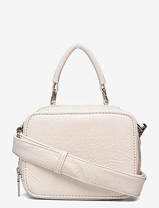 BLAZE GLOSSY - handväskor - white