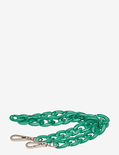 OCTO CHAIN HANDLE - laukun hihnat - green