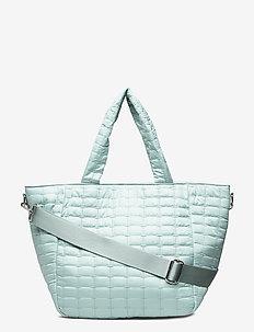 VALLEY MEDIUM WANDER - handväskor - light blue