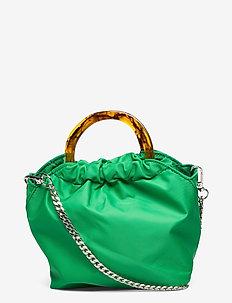 JOLLY RECYCLED NYLON - väskor - grass green