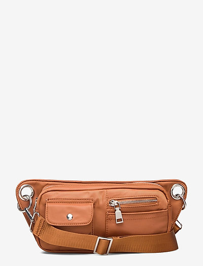 BRILLAY NYLON RECYCLED - belt bags - caramel