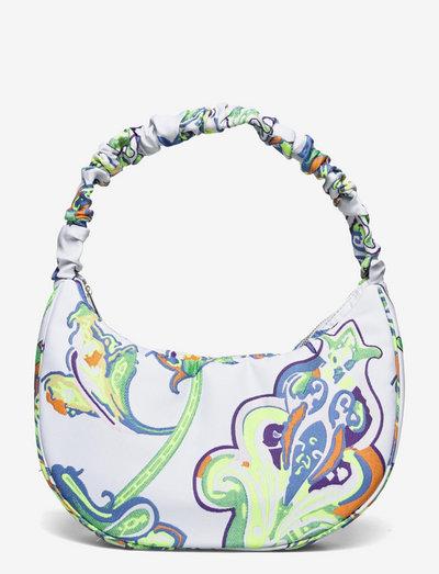 MOON BOTEH - bags - neon flower