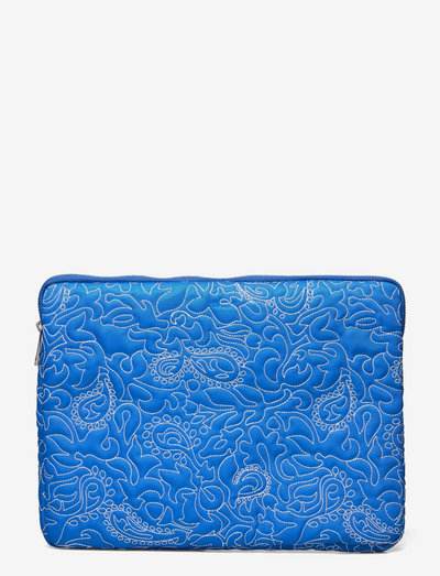 COMPUTER SLEEVE PAISLEY 13'' - computer bags - victoria blue