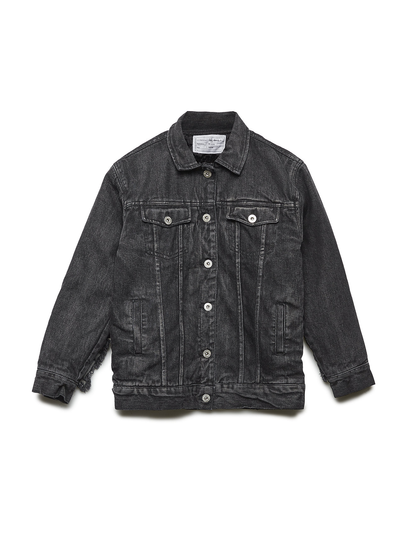 I dig denim Kim Jacket - BLACK