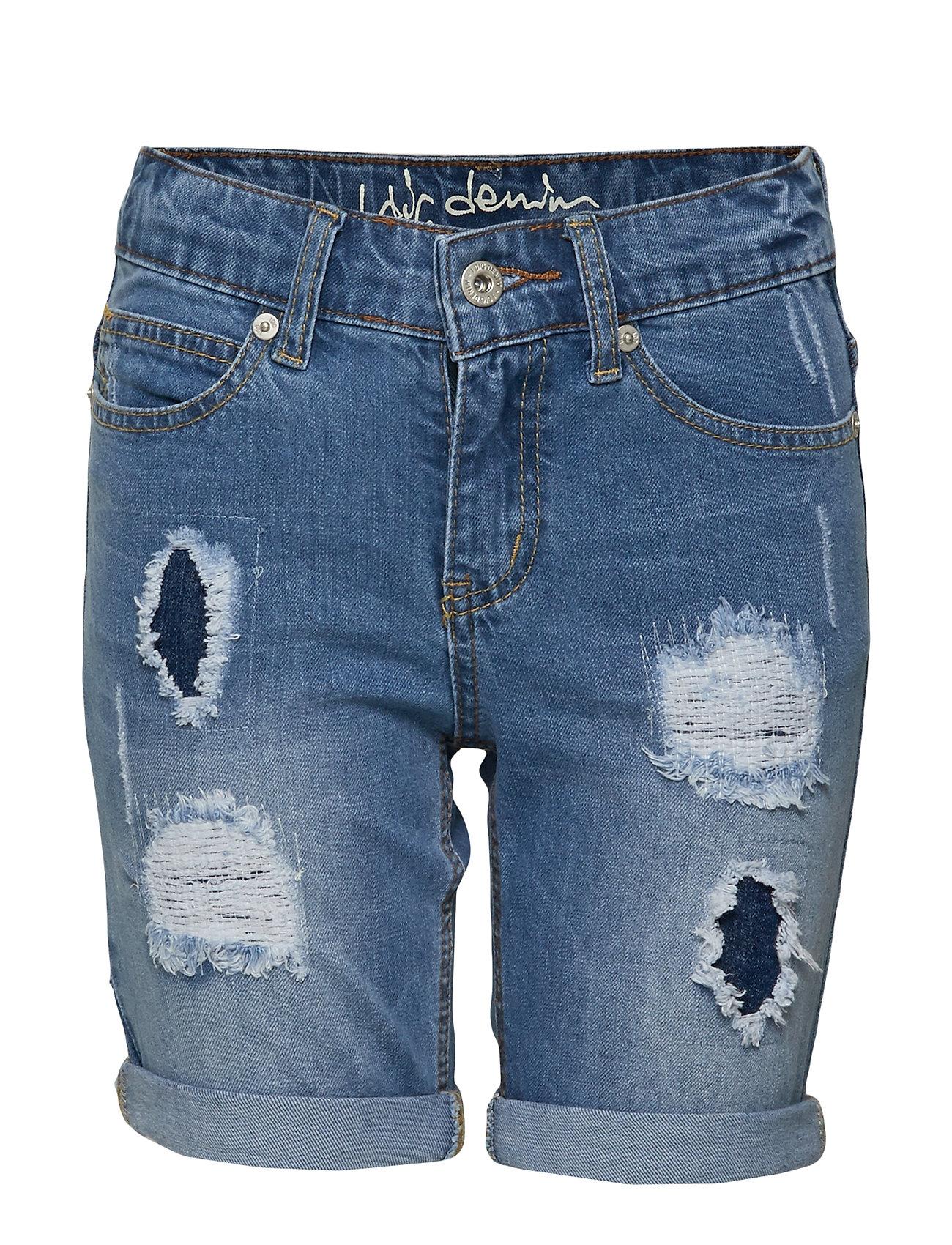 I dig denim Denton shorts - BLUE