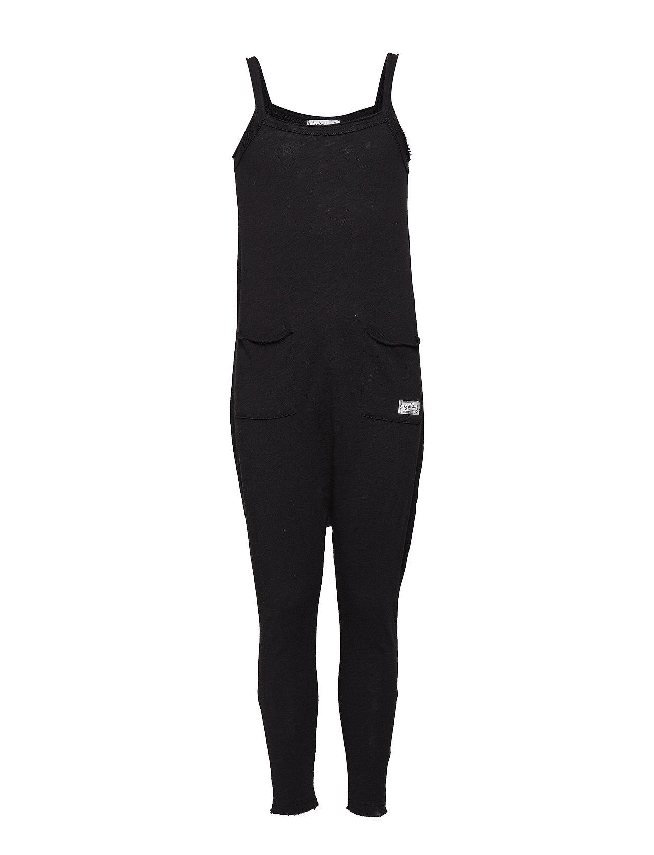I dig denim Bonnie jumpsuit - BLACK