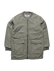 Lou jacket - GREEN