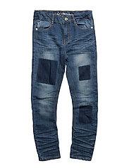 Newark jeans - BLUE