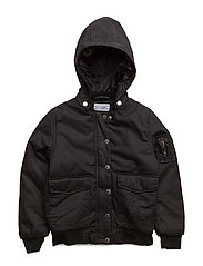 Leo jacket - BLACK