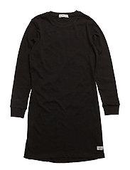 Lea dress - BLACK
