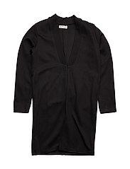 Juni coat - BLACK