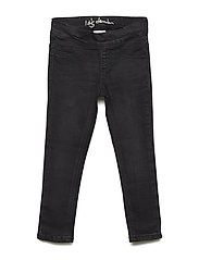Rio denim Leggings - BLACK